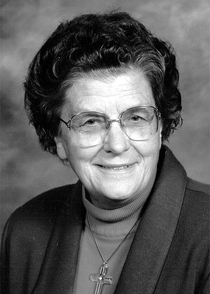 Sister Margaret Marso, BVM (Ann Elise)