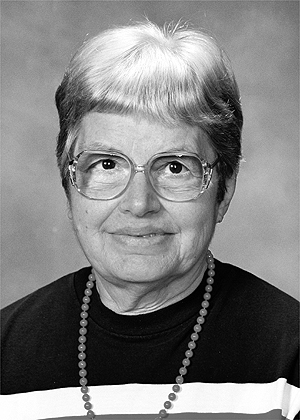 Sister Mary Leana Kohnen, BVM