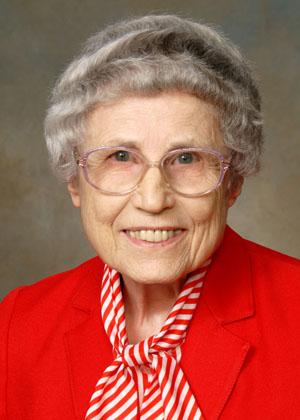 Sister Mary Wolfe, BVM (Nicodema)