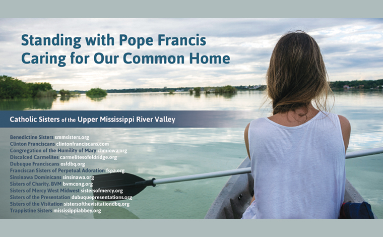 Midwest Catholic Sisters Support Laudato Si'
