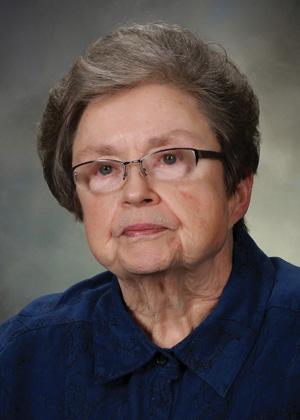 Mary Pat Haley, BVM (St. Thomas)