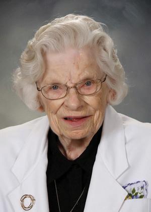 Sister Genevieve Kordick, BVM (Basilian)