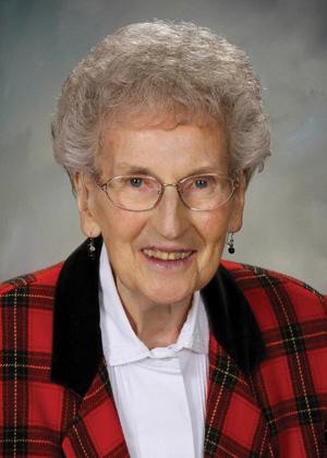 Sister Mary Lou Larkin, BVM (Mark)