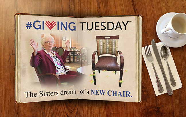 Giving Tuesday A Great Success!