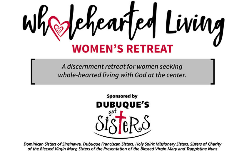 'Dubuque's Got Sisters!' Offers Retreat