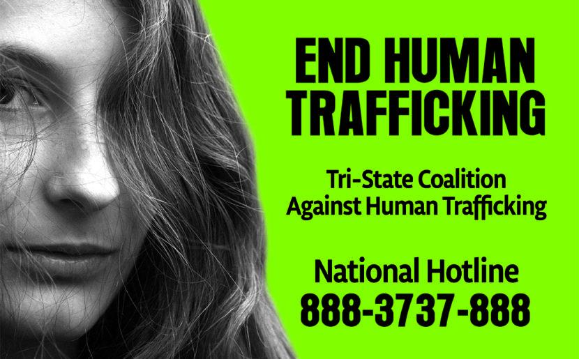 BVMs Work To Promote Awareness Of Human Trafficking