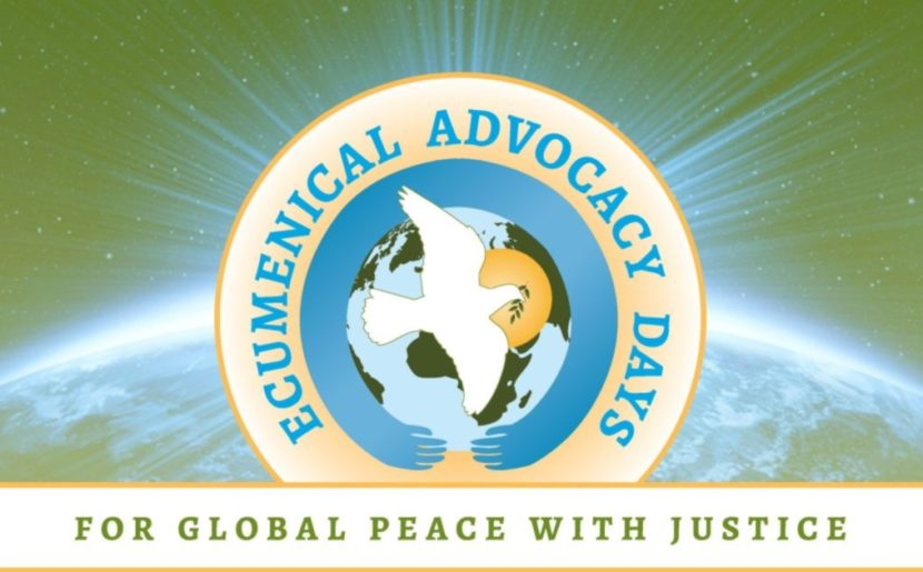 Ecumenical Advocacy Days: Associates And Sisters Travel To Washington