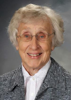 Sister Gayle Brabec, BVM (Luellen)