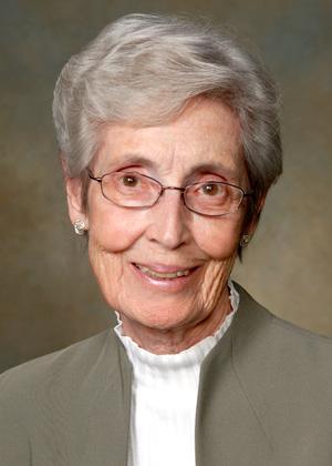 Sister Jeanne Granville, BVM (Suzette)