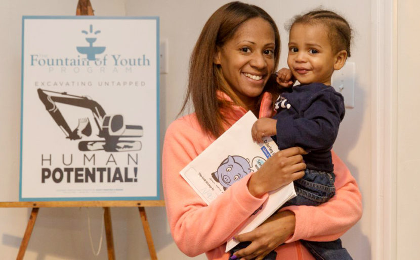 Ministry Partner: Fountain Of Youth