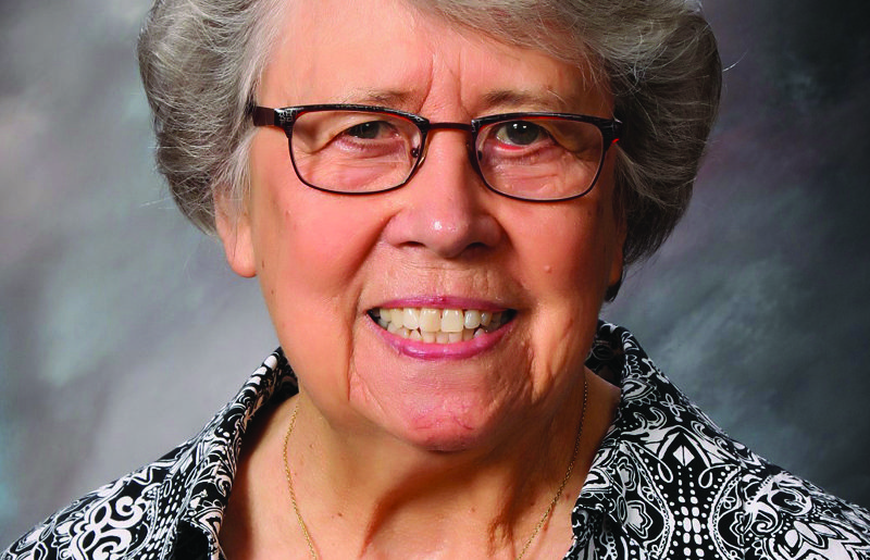 BVM Elizabeth Galt Receives Evangelli Gaudium Award For Her Role In The Education Of Priests.
