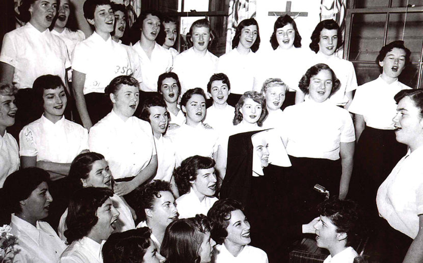 'The Heart Of St. Pauls': Alumnae Give Back To The Sisters Who Believed In Them