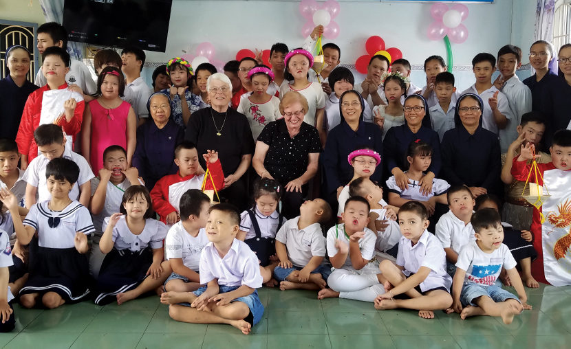 To Vietnam With Love: BVM And IHM Sisters Expand Circle Of Friends