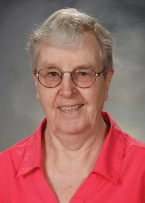 Patricia O'Rourke, BVM