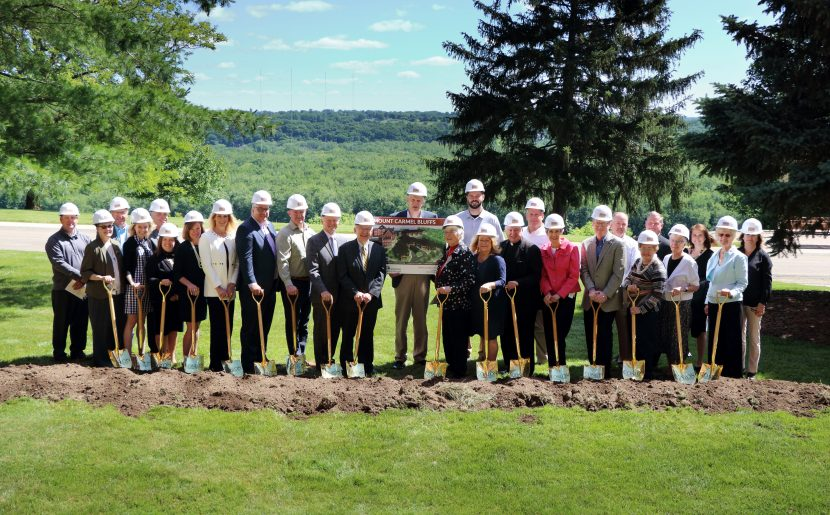 Mount Carmel Bluffs Groundbreaking Celebration
