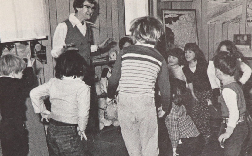 From The SALT Archives: Mount Carmel Mini Scholars