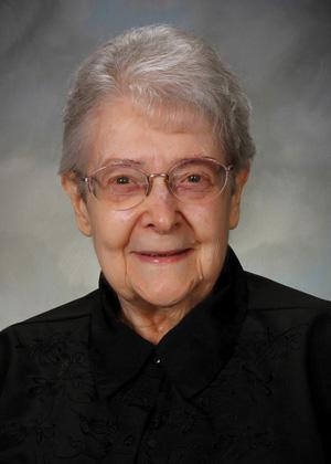 Sister Jeanne F. (Chabanel) Fielding, BVM