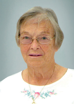 Sister Patricia (Danella) Robinson, BVM