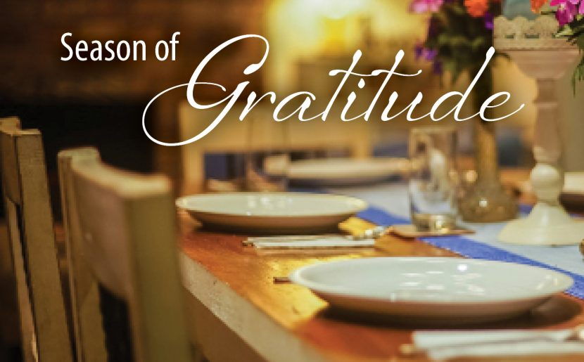 Thanksgiving: A Season Of Gratitude, When All Families Should Be Together