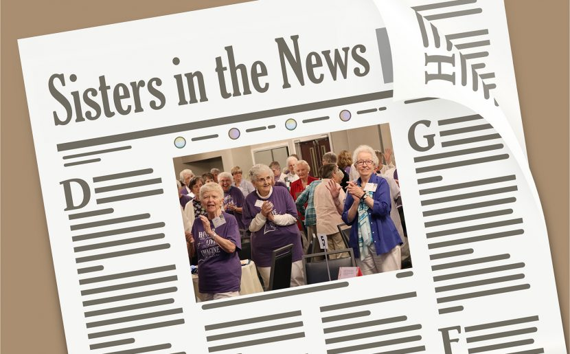 BVM Sisters In The News