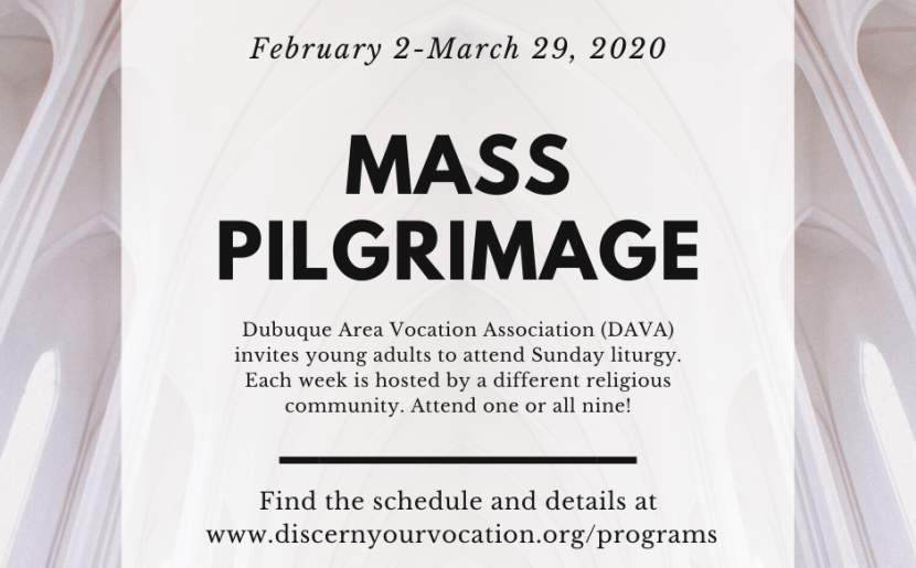 Young Catholic Adults Invited To Share Sunday Mass, Learn About Religious Life