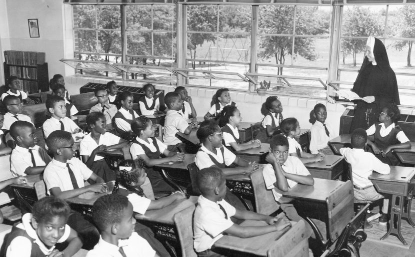 Life-changing Missions: BVMs Reflect On Teaching In Segregated South