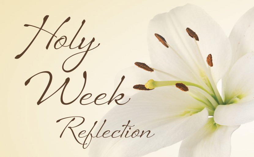 Holy Week: A Potential Oasis For Stillness, Focus, And Hope
