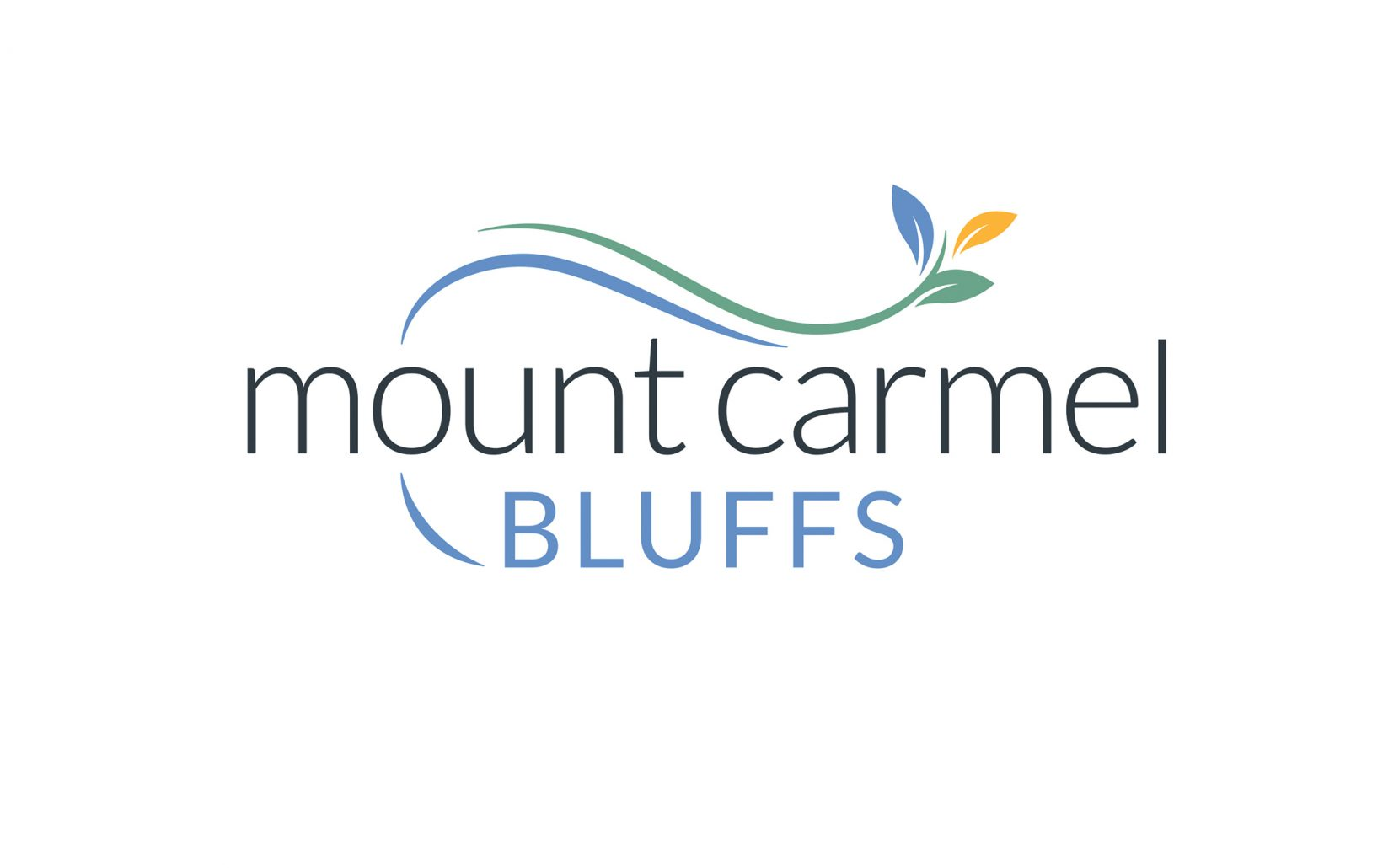 Mount Carmel Bluffs Reveals Logo