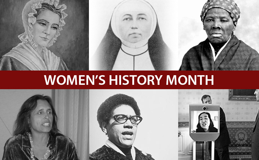 Women's History Month: Let All Women's Voices Be Heard
