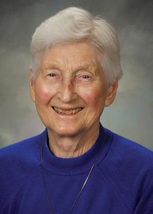 Sister Mary Paulino Crabb, BVM