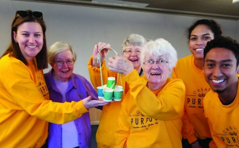 BVM Sisters, Clarke University Students See Unexpected Friendships Blossom