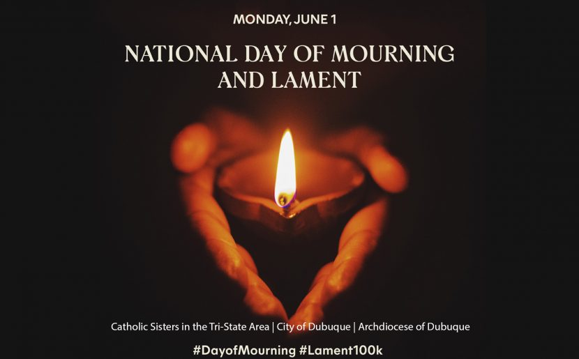 Statement: Call For Day Of Mourningand Lament