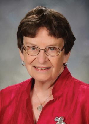 Sister Carolyn (Lester) Farrell, BVM