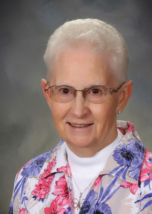 Sister M. Floria Shannon, BVM