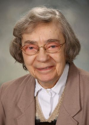 Sister Carol Frances Jegen, BVM