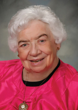 Sister Dolores M. (Jeanne Michele) Kramer, BVM