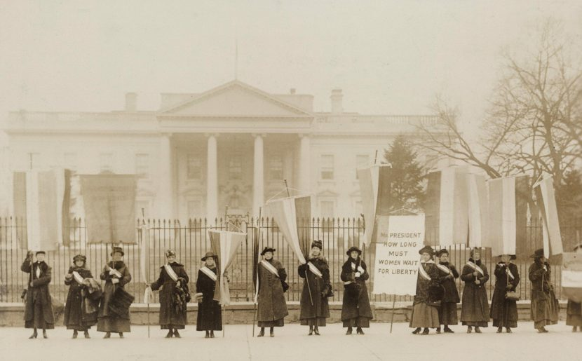 No Easy Task: 70 Years Of Struggle To Win Women's Right To Vote