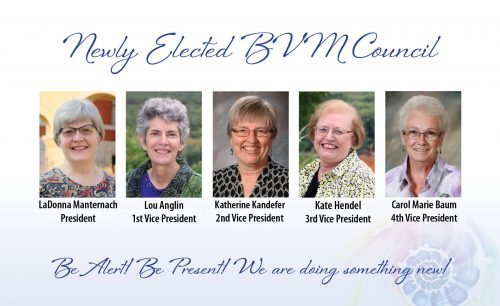 Newly Elected Council